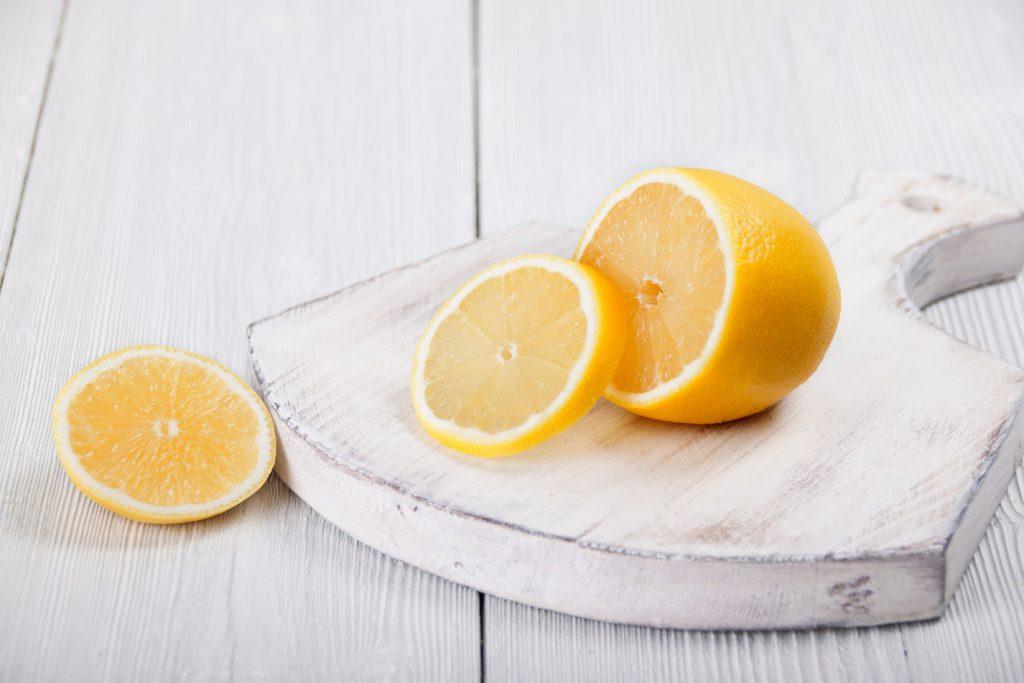malos olores limón
